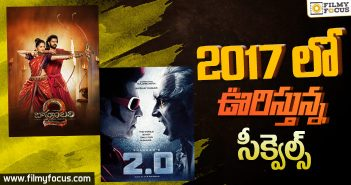 The Upcoming Sequals Of Tollywood