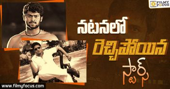 Tollywood Stars in High Voltage Action Role