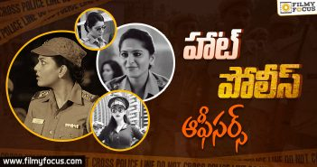 Lady Cops In South Indian Cinema