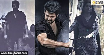 Aswathama motion poster Intense and power-packed