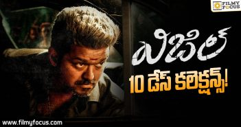 Whistle Movie 10 Days Collections