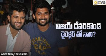 Hero Nani Next With A Young Director