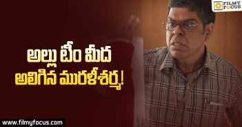 Murali Sharma haven't received his remuneration
