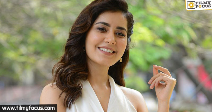Raashi Khanna Special Interview About World Famous Lover2