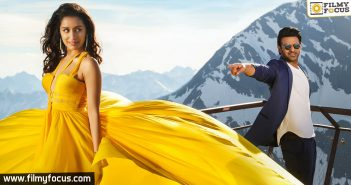 Saaho's television premiere registers very good TRP's