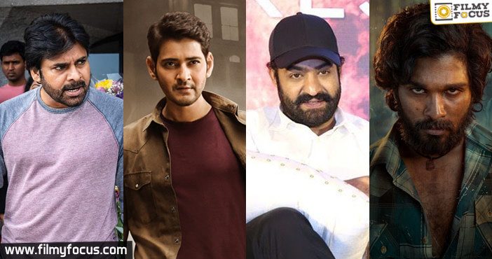 Tollywood Star Heroes Targers Same Month1
