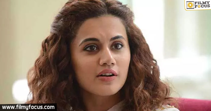 Taapsee about that star actor1