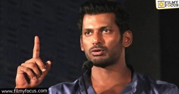 We Can Overcome COVID Situation By Being Brave says Hero Vishal