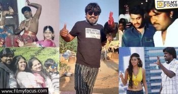 Rare and Unseen Photos of Amma Rajasekhar
