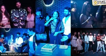 Nagababu Special Party With BigBoss Contestants