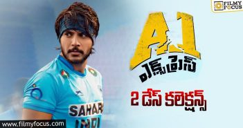 A1 Express movie 2 days total worldwide collections