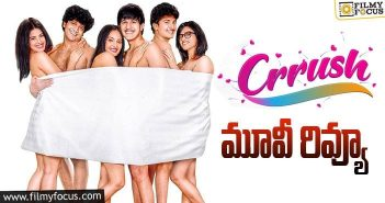Crrush Movie Review and Rating