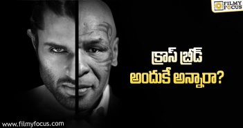 The reason behind why Mike Tyson in Liger movie